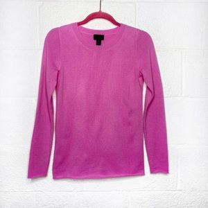 J.Crew Collection 100% Italian Cashmere Sweater